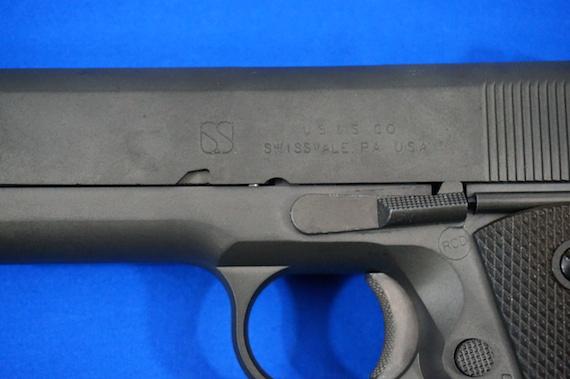 MGC M1911U&S4
