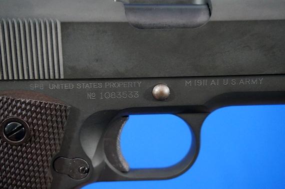 MGC M1911U&S5