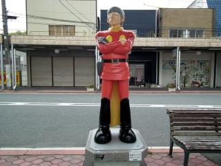 石巻 サイボーグ009像(5)