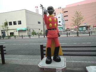 石巻 サイボーグ009像(6)