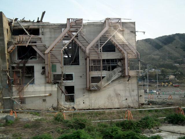 東日本大震災 女川の風景(2)