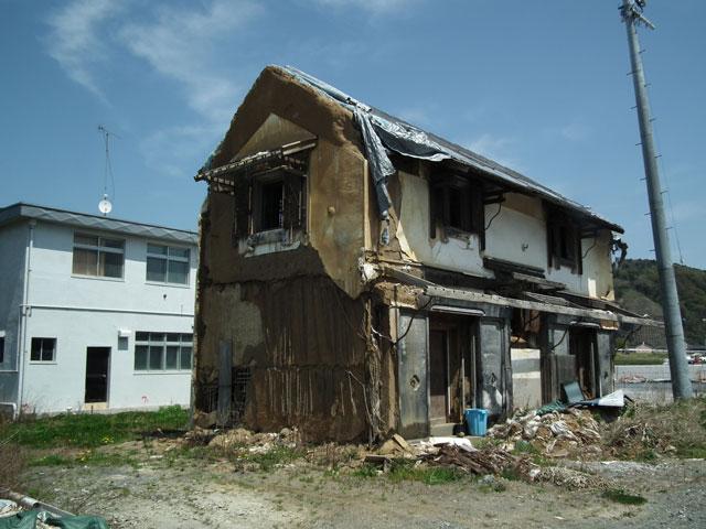 石巻 湊地区の風景(1)