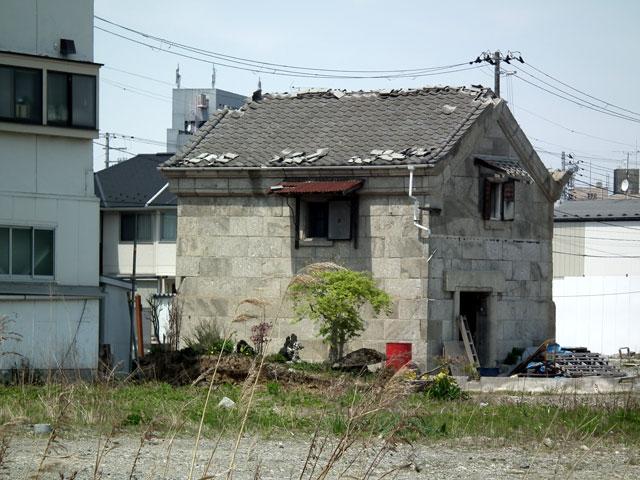 石巻 被災地の風景(1)