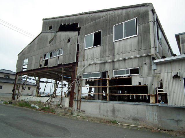 石巻 湊地区の風景(2)