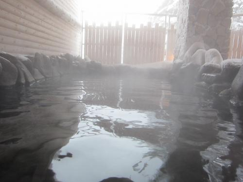 ラビスタ大雪山露天風呂