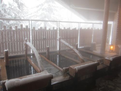 ラビスタ大雪山寝湯