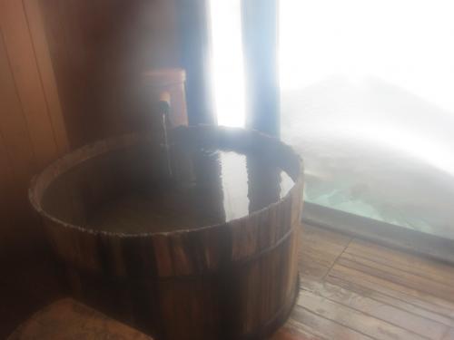 ラビスタ大雪山樽風呂