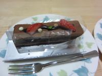 チョコイチゴ