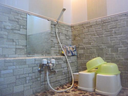 ローマの泉シャワー