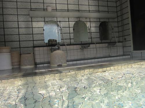 蟠岳荘洗い場