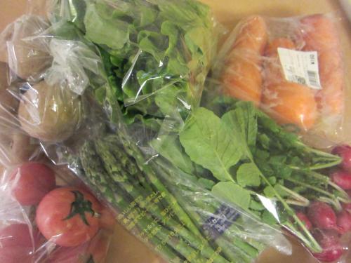 ニセコの野菜