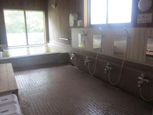留寿都温泉浴場
