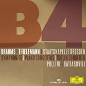 Brahms Symphonies, Piano Concertos, Violin Concerto