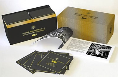 Wiener Philharmoniker - The Legendary Recordings