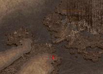 巨人墓の道
