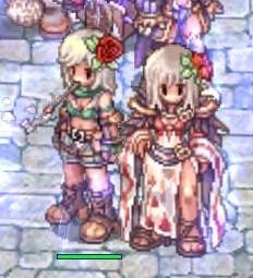 ユノー、衣装バラに合わせて髪の色変更