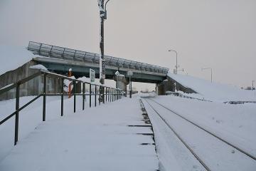 南比布駅(2)