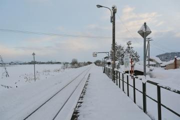 南比布駅(3)