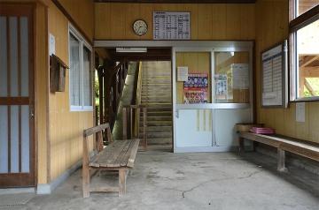 那岐駅(4)