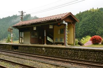 那岐駅(9)
