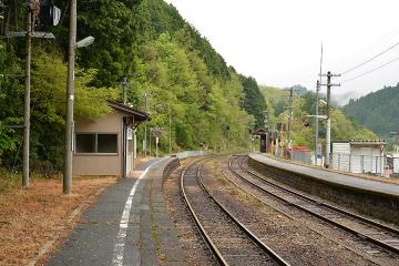 那岐駅(10)