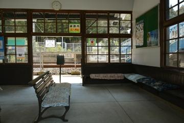永尾駅改修(3)