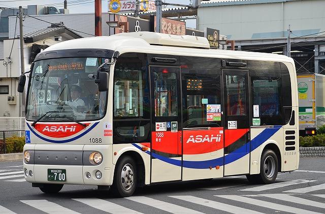 KL-HU2PMEE 朝日自動車