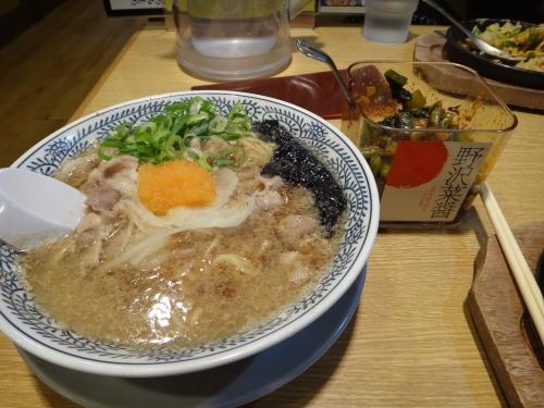 丸源ラーメン004