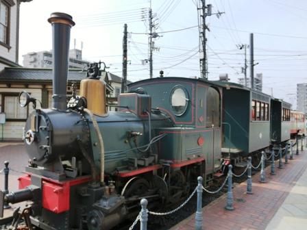 道後温泉駅前 (2)