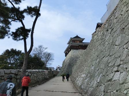 松山城 (4)