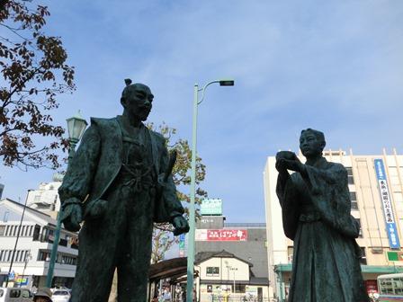 長浜駅前 (2)