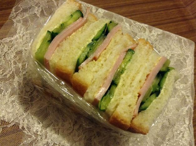 村上 春樹 サンドイッチ