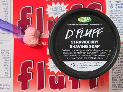 D'Fluff Strawberry (ディフラッフ)
