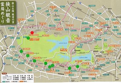 西久保観音地図121