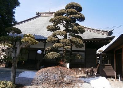 清泰寺本堂