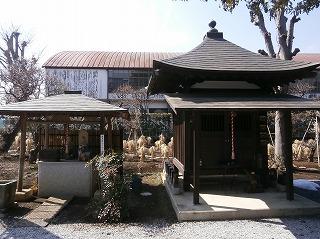 清泰寺薬師堂