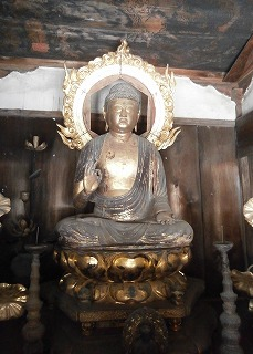 清泰寺薬師像