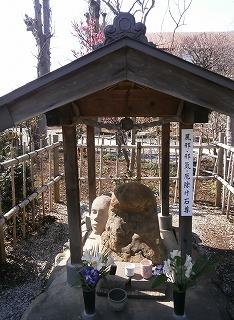 清泰寺地蔵2