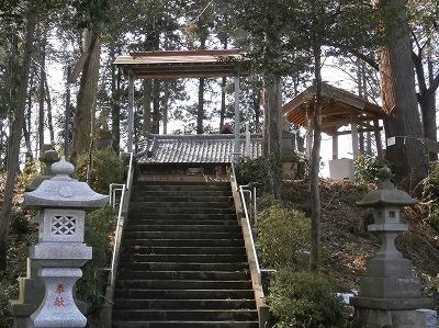 八幡神社二鳥居