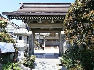 満福寺山門