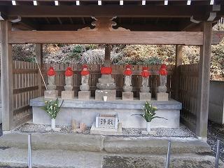常楽寺六地蔵