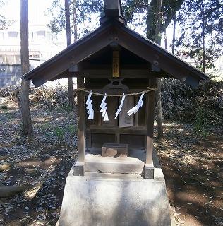 二本木神社境内1