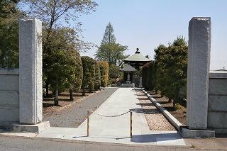 寿昌寺入口