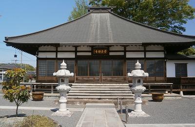 寿昌寺本堂