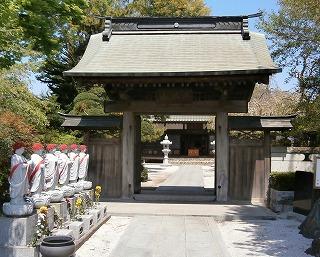 長福寺山門