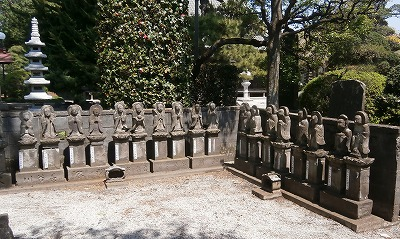 長福寺百体地蔵尊