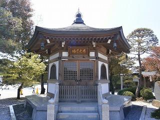 松林寺薬師堂