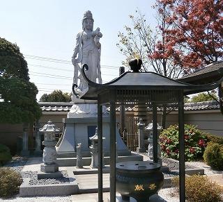 松林寺観世音像