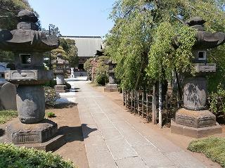 松林寺燈籠