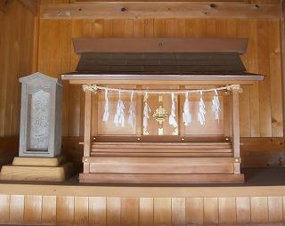 八坂神社内部